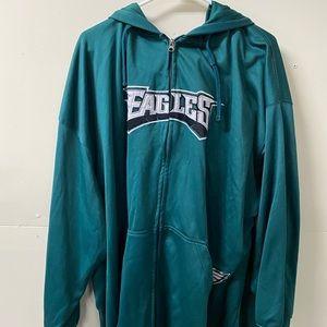 Philadelphia Eagles Majestic Mens Hoodie 5XL